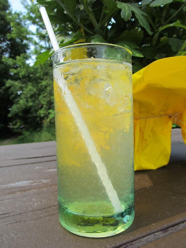 Jasmine Green Tea Lemonade